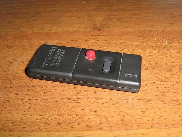 Апгрейд пульта для фотоаппаратов Pentax