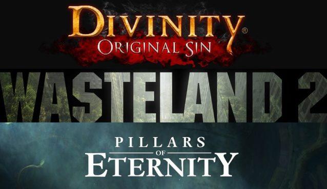 Divinity, Wasteland 2 и Pillars of Eternity. Рецензия на три игры