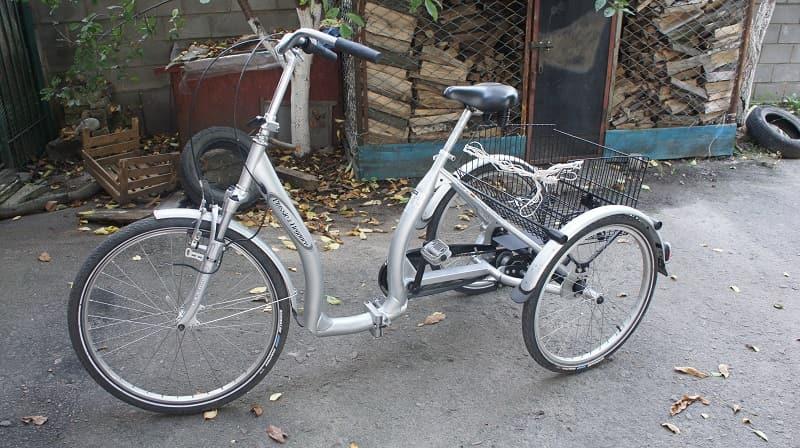 Взрослый трехколесный велосипед. Развлечение или полезный транспорт?